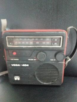 Радиоприемники - Радиоприемник Vega 404.Доставка, 0