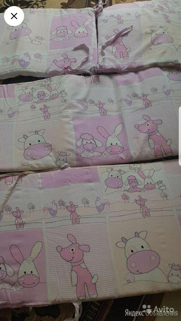 Бортики для кроватки по цене 500₽ - Аксессуары для безопасности, фото 0