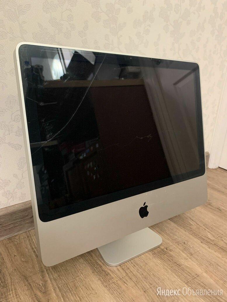 Моноблок Apple iMac 20-Inch 2008 A1224 iMac8,1 по цене 8000₽ - Моноблоки, фото 0