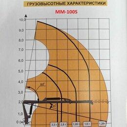 Спецтехника и навесное оборудование - КМУ, Гидроманипулятор МАЙМАН-100S (ММ-100) Новый, 0