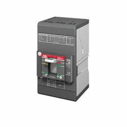 Поплавковые выключатели - ABB Выключатель XT1B 160 TMD 63-630 3p F F, 0