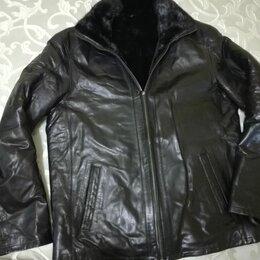Куртки - Натуральная кожа мех Cadenbo куртка, 0