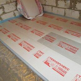 Изоляционные материалы - Техноплекс 1180*580*40 (10плит) 6,844м2, 0