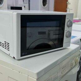 Микроволновые печи - Микроволновая печь LG MS-2022DS, 0