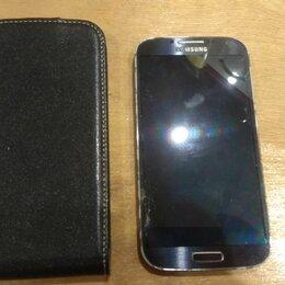 Мобильные телефоны - Смартфон Samsung S4 (GT-I9500) (На запчасти), 0
