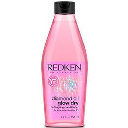 Увлажнение и питание - Кондиционер Redken Diamond Oil Glow Dry, 0