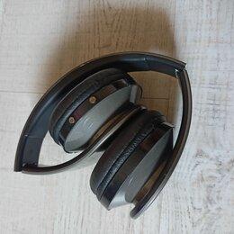 Наушники и Bluetooth-гарнитуры - Беспроводные накладные наушники с микрофоном, 0