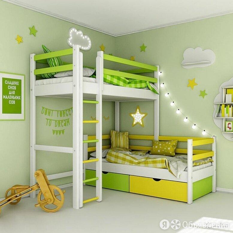 Двухъярусная кровать по цене 36000₽ - Кроватки, фото 0