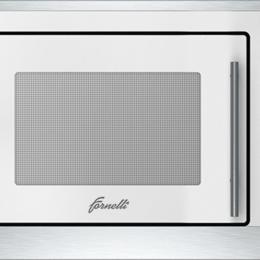 Микроволновые печи - Встраиваемая микроволновая печь Fornelli MGA 60 Riflesso White, 0