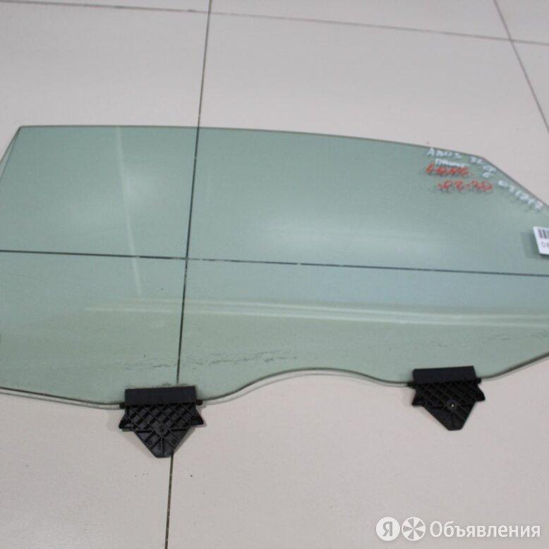 Стекло двери задней левой Audi A8 S8 D3 2002-2010 по цене 1500₽ - Кузовные запчасти, фото 0