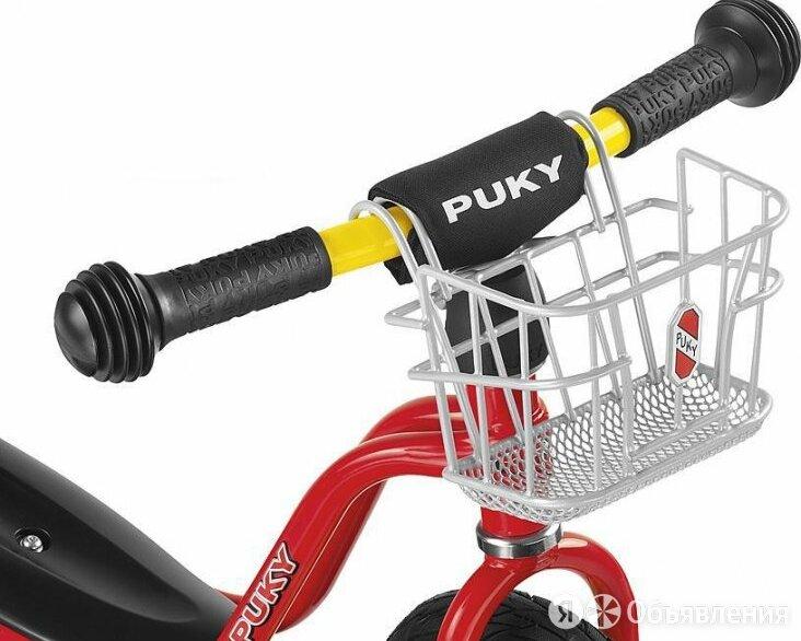 Велокорзина Puky LK L, передняя, silver, 9109 по цене 1246₽ - Велосумки, фото 0