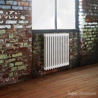 Стальной трубчатый радиатор 2колончатый Arbonia 2055/20 N12 3/4 RAL 9016 по цене 21560₽ - Радиаторы, фото 0
