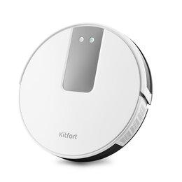 Роботы-пылесосы - Робот-пылесос KITFORT KT-571 , 0