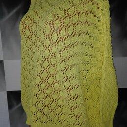 Свитеры и кардиганы - Пуловеры ручной работы,  желтый ц. 5500., белый и голубой    по 3500 р., 0