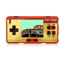Ретро-консоли и электронные игры - Портативная игровая консоль family pocket 8 бит, 0