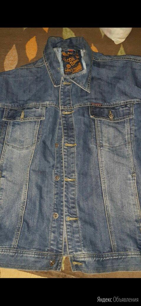 джинсовая куртка  по цене 700₽ - Куртки, фото 0
