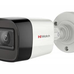 Камеры видеонаблюдения - камера видеонаблюдения HiWatch DS-T200L, 0