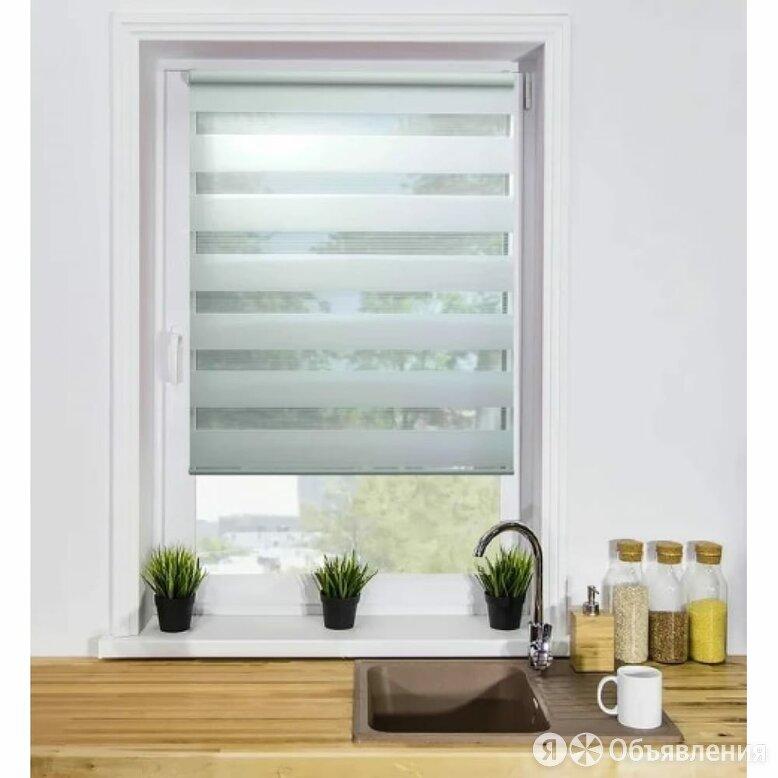 Рулонная штора LM DECOR LB 10-01 по цене 1379₽ - Римские и рулонные шторы, фото 0