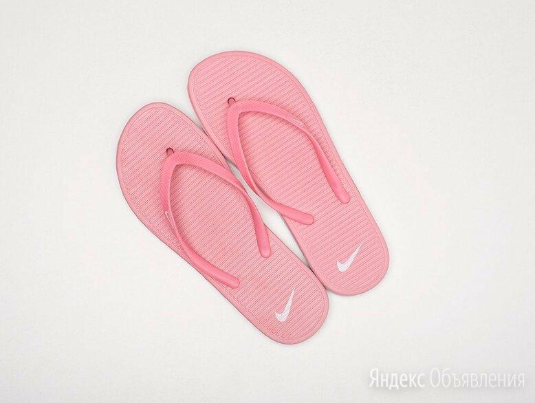 Сланцы Nike по цене 1300₽ - Шлепанцы, фото 0