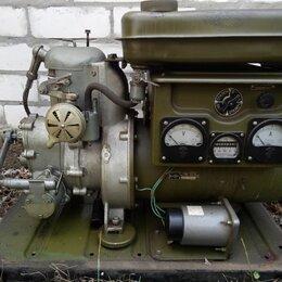 Электрогенераторы и станции - Генератор АБ-1., 0