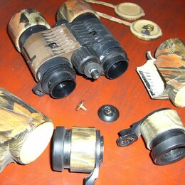 Бинокли и зрительные трубы - Бинокль неисправный, 0