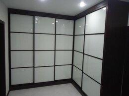 Межкомнатные двери - Раздвижные перегородки матовые, 0