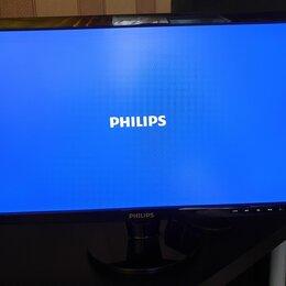 """Мониторы - Монитор PHILIPS 241E1SB/00 24"""" FullHD, 0"""