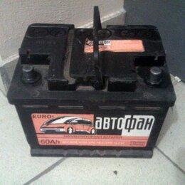 Аккумуляторы и комплектующие - Акб Аком 60Ah 470A, 0