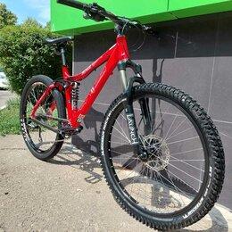 Велосипеды - Велосипед двухподвес Sintesi movida , 0