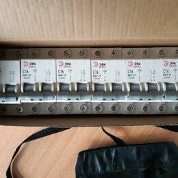 Защитная автоматика - Выключатель автоматический ВА 47-29 С16 ЭРА SIMPLE, 0