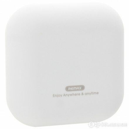 Remax Bluetooth-гарнитура Remax TWS-11 Wireless Headset с зарядным устройств... по цене 3820₽ - Наушники и Bluetooth-гарнитуры, фото 0
