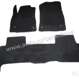 Аксессуары для салона - Ворсовые коврики в салон Toyota Land Cruiser 200, 0