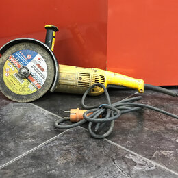 Наборы электроинструмента - УШМ dewalt D28414, 0