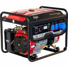 Электрогенераторы и станции - Генератор бензиновый, 0