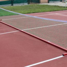 Защита и экипировка - Сетка большой теннис 3.0 ПП (Белый), 0