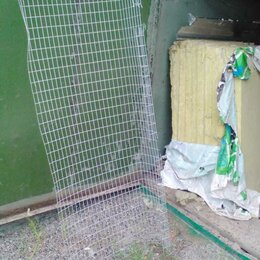 Заборчики, сетки и бордюрные ленты - Сетка сварная оцинкованная 50х30х2, 0