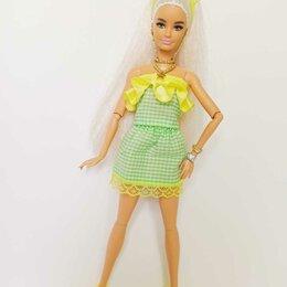 Аксессуары для кукол - Топ и юбка для Барби., 0