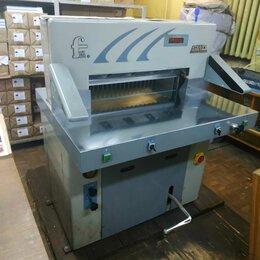 Полиграфическое оборудование - Бумагорезательная машина SHENWEIDA QZX 670, 0