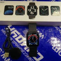 Умные часы и браслеты - Смарт часы HW22 Smart Watch 6, 0