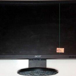 """Мониторы - Монитор 18.5"""" Acer V193HQ Db с полосой, 0"""