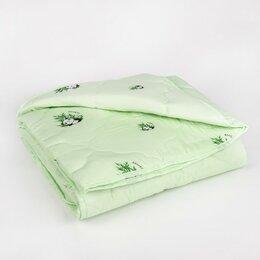 """Одеяла - Адамас Одеяло всесезонное Адамас """"Бамбук"""", размер 200х220 ± 5 см, 300гр/м2, ч..., 0"""