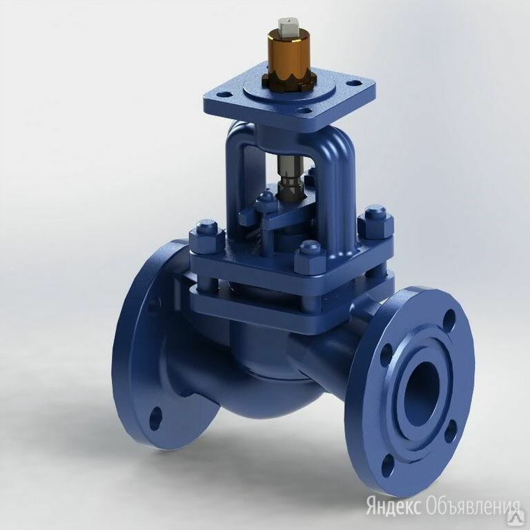 Клапан Ду 25 Ру 16 25ч30нж по цене 10₽ - Запорная арматура, фото 0
