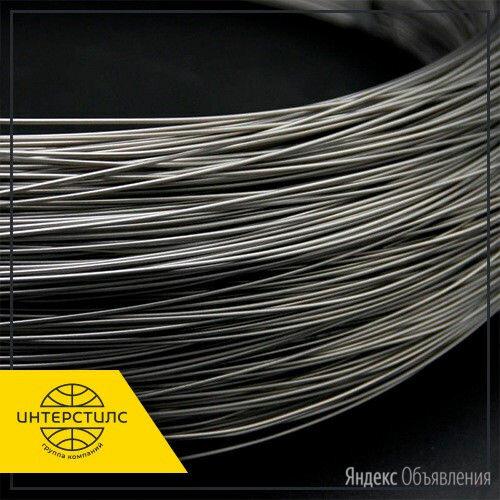 Проволока титановая ВТ6 2 мм OCT 1 90015-77 по цене 5000₽ - Металлопрокат, фото 0