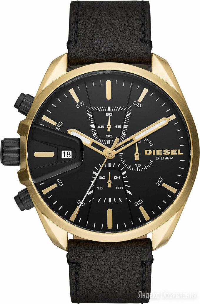 Наручные часы Diesel DZ4516 по цене 21990₽ - Наручные часы, фото 0