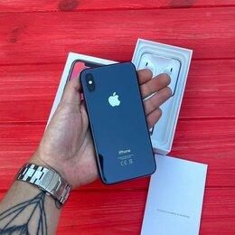 Мобильные телефоны - iPhone X 64 Gb Space gray, 0