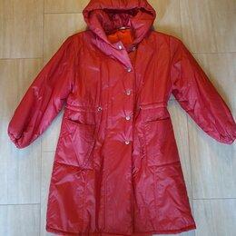 Куртки и пуховики - Куртка для девочки рост 140-146, 0
