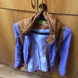Комплекты верхней одежды - Куртка демисезонная для девочки, 0