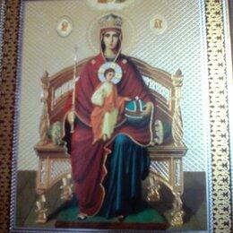 Иконы - Икона божией матери державная софрино, 0
