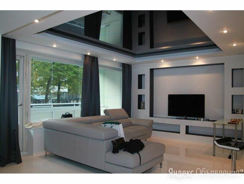 Тканевые натяжные потолки по цене 105₽ - Потолки и комплектующие, фото 0