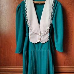 Платья и сарафаны - Платье нарядное на девочку р-р 32-34, 0